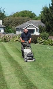 Adrian Kensit Isle of Wight Gardening Service and Tree Surgeon